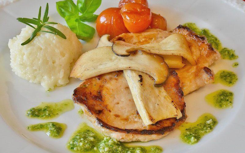 cuisine_diététique_filet_porc_champignons_2